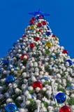 Νέο δέντρο έτους Στοκ εικόνες με δικαίωμα ελεύθερης χρήσης