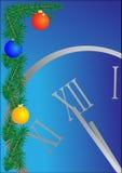 νέο έτος ανασκόπησης ελεύθερη απεικόνιση δικαιώματος