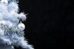 νέο έτος δέντρων Στοκ Εικόνες