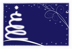 νέο έτος δέντρων Στοκ φωτογραφίες με δικαίωμα ελεύθερης χρήσης