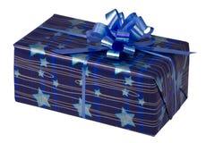 νέο έτος δώρων Χριστουγένν&ome Στοκ Εικόνες