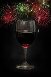 νέο έτος εορτασμού στοκ φωτογραφίες