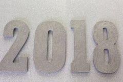 νέο έτος διακοσμήσεων Στοκ Εικόνα