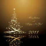 νέο έτος καρτών ελεύθερη απεικόνιση δικαιώματος