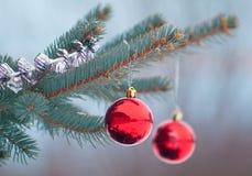 νέο έτος λεπτομερειών στοκ εικόνες