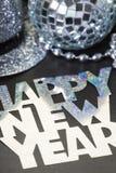 νέο έτος παραμονής του 2009 Στοκ εικόνα με δικαίωμα ελεύθερης χρήσης