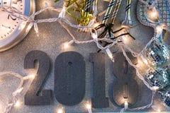 νέο έτος παραμονής του 2009 Στοκ Φωτογραφίες
