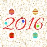 νέο έτος προτύπων ελεύθερη απεικόνιση δικαιώματος