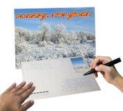 νέο έτος του 2009 Στοκ Φωτογραφίες