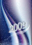 νέο έτος του 2009 ελεύθερη απεικόνιση δικαιώματος