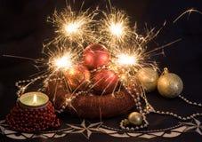 νέο έτος του s Στοκ Φωτογραφίες