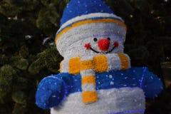 Νέο έτος χειμερινών διακοπών Στοκ Εικόνες