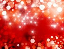 νέο έτος Χριστουγέννων αν&alpha Στοκ Φωτογραφία
