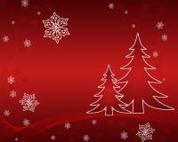νέο έτος Χριστουγέννων κα&r ελεύθερη απεικόνιση δικαιώματος