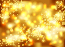 Νέο έτος 2016, Χριστούγεννα, θολωμένο υπόβαθρο διανυσματική απεικόνιση