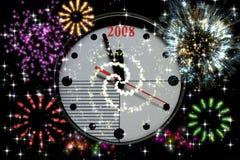 νέο έτος στοκ εικόνες με δικαίωμα ελεύθερης χρήσης