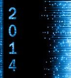 Νέο έτος απεικόνιση αποθεμάτων