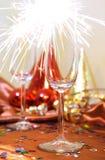 νέο έτος Στοκ Φωτογραφία