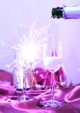 νέο έτος στοκ εικόνες