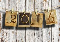 Νέο έτος 2016