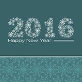 νέο έτος Στοκ Εικόνα