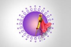 Νέο έτος Padwa Marathi Gudi Στοκ Φωτογραφίες