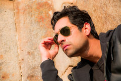 Νέο αρσενικό πρότυπο, ινδικό πρότυπο Στοκ φωτογραφίες με δικαίωμα ελεύθερης χρήσης