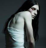 Νέο αρσενικό σώμα-τέχνης Στοκ εικόνες με δικαίωμα ελεύθερης χρήσης