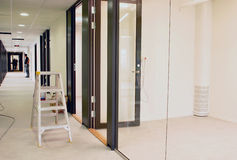νέο γραφείο Στοκ εικόνα με δικαίωμα ελεύθερης χρήσης