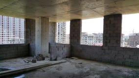 Νέο διαμέρισμα οικοδόμησης Insdoor στη Γεωργία Στοκ Φωτογραφίες