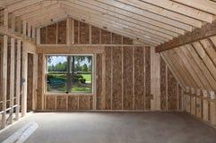 Νέο δωμάτιο με μια όψη Στοκ εικόνες με δικαίωμα ελεύθερης χρήσης