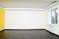 νέο δωμάτιο Στοκ Εικόνες