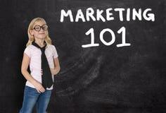 Νέο κορίτσι, επιχειρηματίας, μάρκετινγκ, πωλήσεις, επιχείρηση Στοκ φωτογραφίες με δικαίωμα ελεύθερης χρήσης