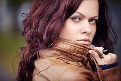 Νέο κορίτσι Στοκ Φωτογραφίες