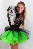 Νέο κορίτσι Στοκ εικόνα με δικαίωμα ελεύθερης χρήσης