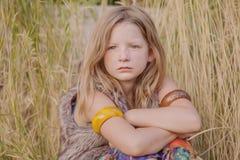 Νέο κορίτσι Στοκ φωτογραφία με δικαίωμα ελεύθερης χρήσης