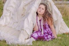Νέο κορίτσι στοκ εικόνες με δικαίωμα ελεύθερης χρήσης