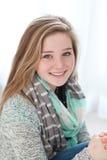 Νέο κορίτσι Στοκ φωτογραφίες με δικαίωμα ελεύθερης χρήσης