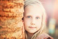 Νέο κορίτσι arefree Ð ¡ Στοκ Εικόνες