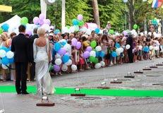 νέο κύμα jurmala Στοκ Φωτογραφία