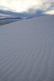νέο λευκό άμμων του Μεξικού Στοκ Εικόνες