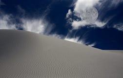 νέο λευκό άμμων του Μεξικ&omic Στοκ Εικόνες