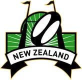 νέο μετα ράγκμπι Ζηλανδία σ& Στοκ φωτογραφία με δικαίωμα ελεύθερης χρήσης