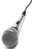 Νέο μικρόφωνο στοκ φωτογραφίες
