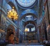 Νέο μοναστήρι Athos Στοκ φωτογραφία με δικαίωμα ελεύθερης χρήσης