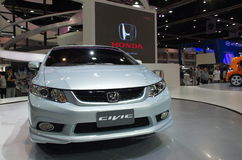 Νέο μοντέλο Honda Civic Στοκ Εικόνες