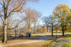 νέο πάρκο Υόρκη πανοράματο&sigm Στοκ φωτογραφία με δικαίωμα ελεύθερης χρήσης