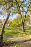 νέο πάρκο Υόρκη πανοράματο&sigm Στοκ Φωτογραφία