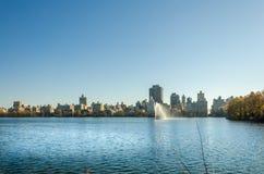 νέο πάρκο Υόρκη πανοράματο&sigm Στοκ εικόνα με δικαίωμα ελεύθερης χρήσης