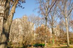 νέο πάρκο Υόρκη πανοράματο&sigm Στοκ Εικόνες